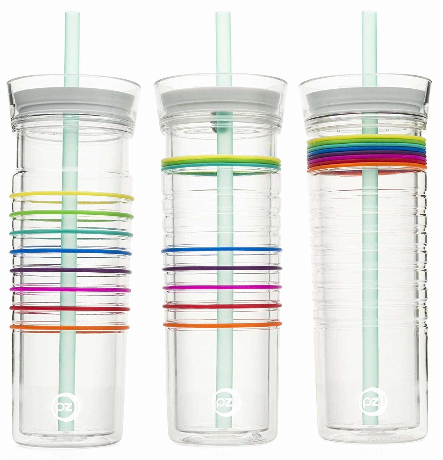 As long as you drink enough water, a cup or two of coffee won't significantly affect your hydration levels, says Qureshi.To help you hydrate, you can get a nifty tumbler with colorful bands that help you keep track of your water intake. Get it from Amazon for $13.15+.