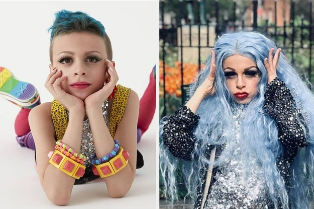 Strangers Keep Calling Child Protective Services On This 11-Year-Old Drag Star
