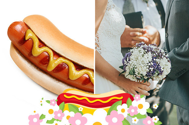 If You Love Hot Dogs, Please Help Us Plan This Wedding