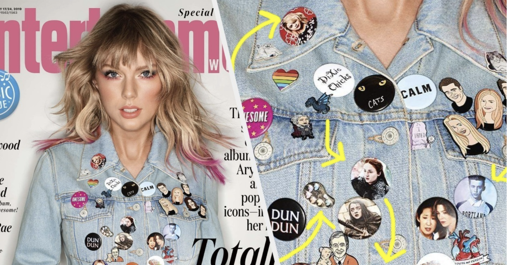 Taylor Swift Did Her First Interview In Three Years And, Obviously, There's A Million Theories