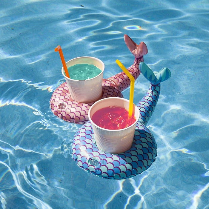 Get a set of two from Amazon for $8.99 (also available in eight other summery styles like flamingos, fruit, and boats).