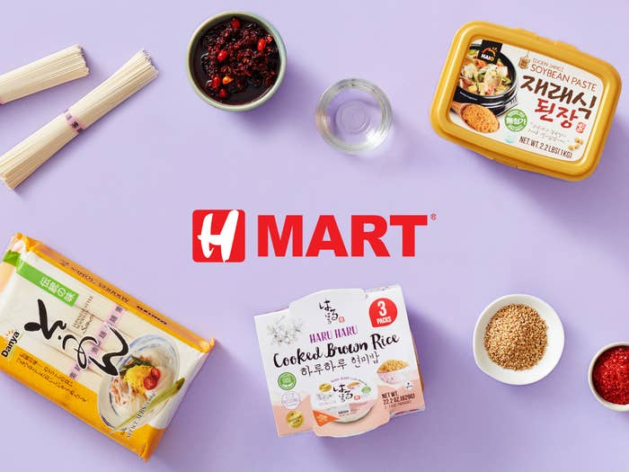 Asian Food Lovers Rejoice H Mart Is Now Available On Jet
