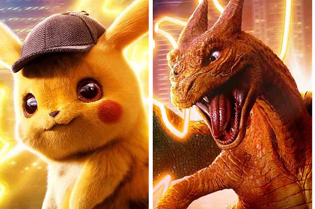 Which Detective Pikachu Pokemon Are You