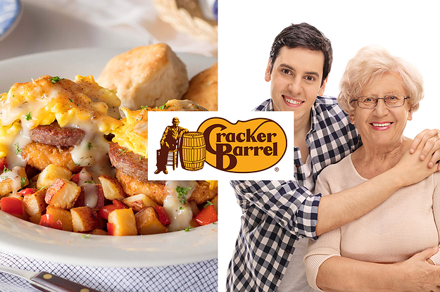 This Cracker Barrel Test Will Reveal How Many Grandkids You'll Have