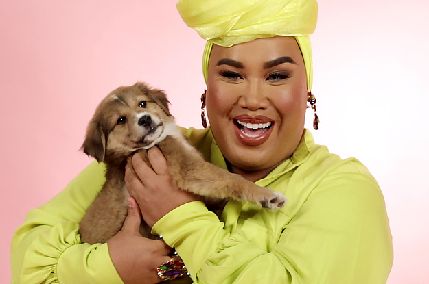 Here's The One Beauty Product Patrick Starrr Thinks The World Needs Immediately