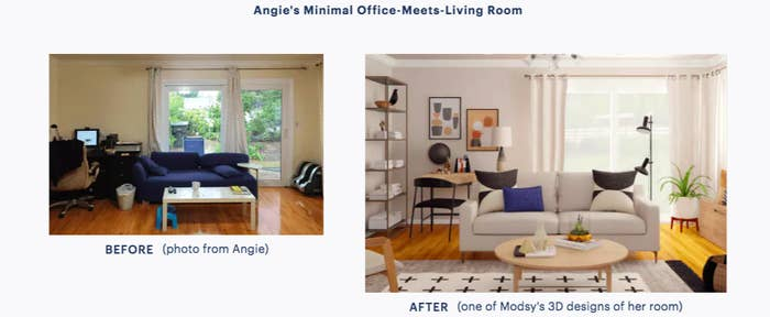 Modsy makes room makeovers super easy and fun - Hiring an interior designer on a budget ...