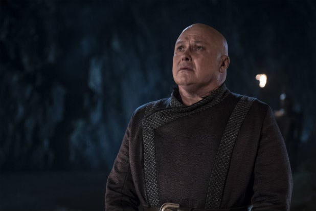 RIP Varys. He could get tea on ANYONE, so for that, I will forever stan.