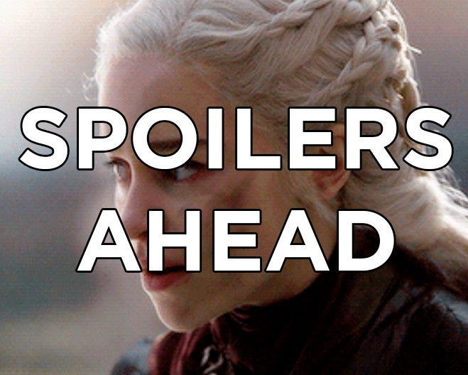 """Here Are 19 Hilarious Tumblr Jokes From The """"Game Of Thrones"""" Series Finale"""