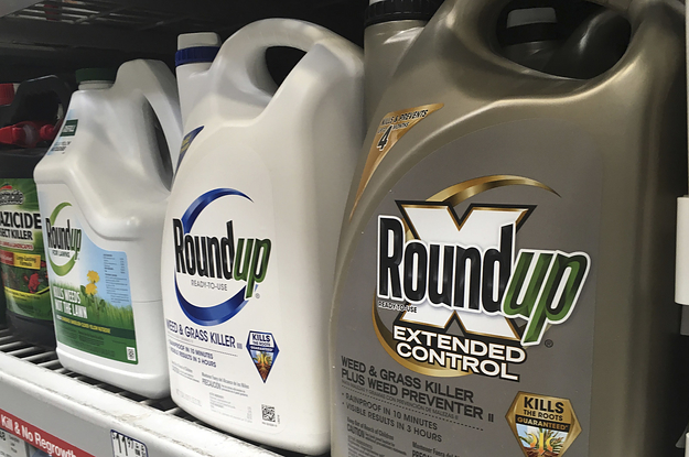 Monsanto Has Been Ordered To Pay More Than $2 Billion To A Couple With Cancer
