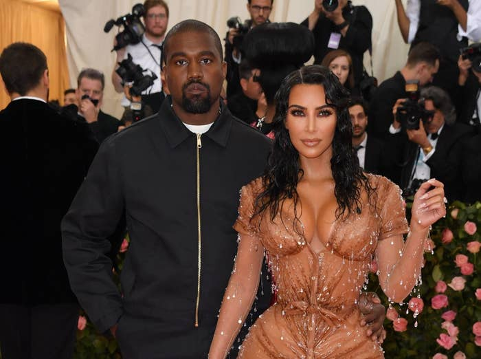 93aabc0c Kim Kardashian's Instagram Caption Has Sparked A Theory About Her New Baby's  Name