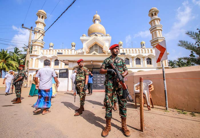 Sri Lanka Has Blocked Most Major Social Networks After A Facebook Post Sparked Anti-Muslim Riots