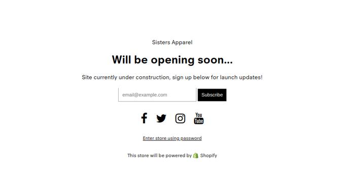 Sisters-Apparel.com