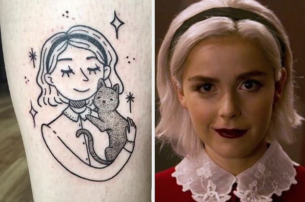 33 Stunningly Cool Tattoos For Witchy People