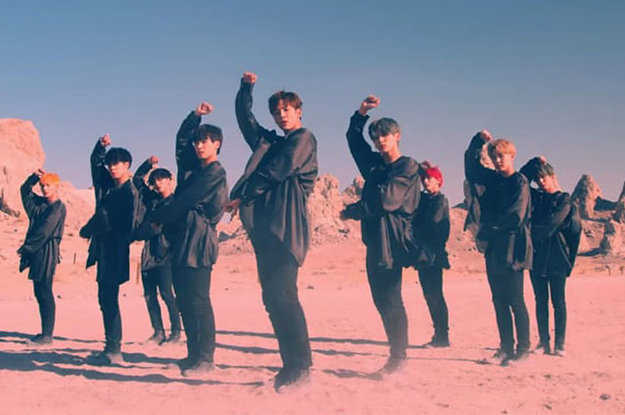 SF9 Is Shaking Up The K-Pop ...