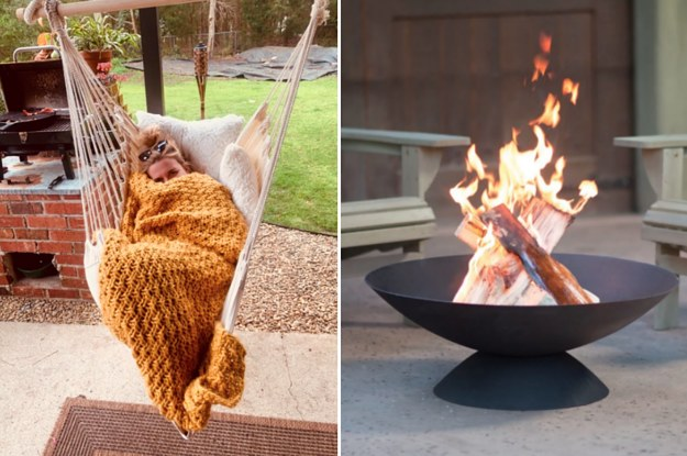 30 Things That'll Make You Want To Spend All Summer In Your Backyard