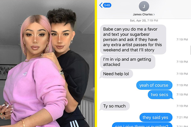 James Charles And Tati Westbrook: The Drama Continues As