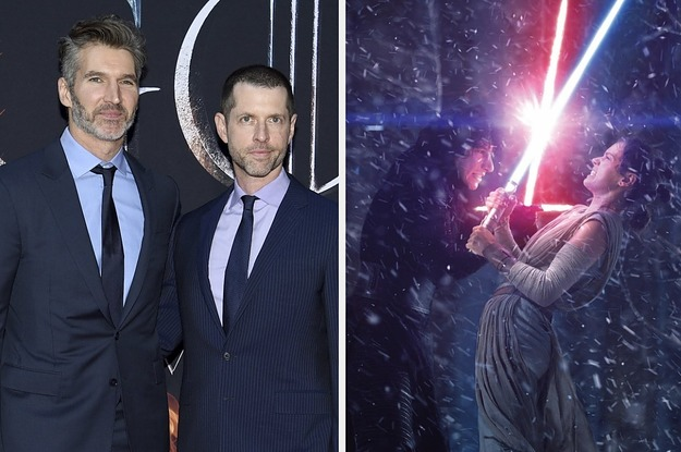 "The ""Game Of Thrones"" Creators Are Making The Next ""Star Wars"" Movie"