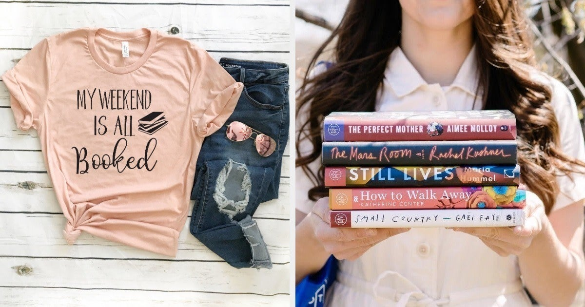 29 Products For Anyone Who'd Rather Be Reading