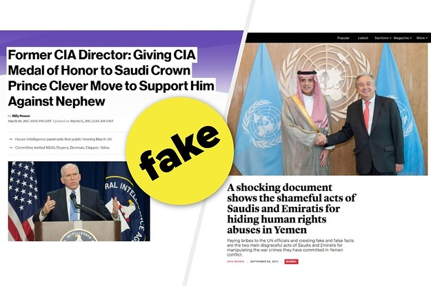 An Iranian Disinformation Operation Impersonated Media Outlets To Push Anti-Saudi Info