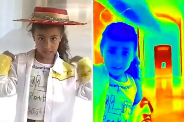 North West's Homemade Music Video For