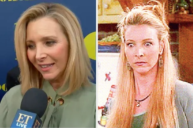 Lisa Kudrow Revealed Why She Can't Watch