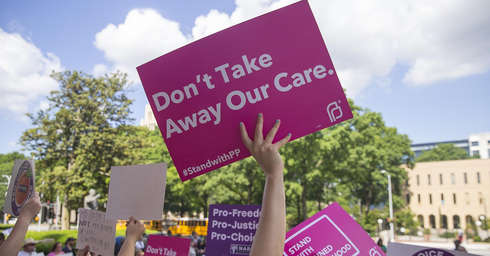 The ACLU Is Suing Over Ohio's Six-Week Abortion Ban