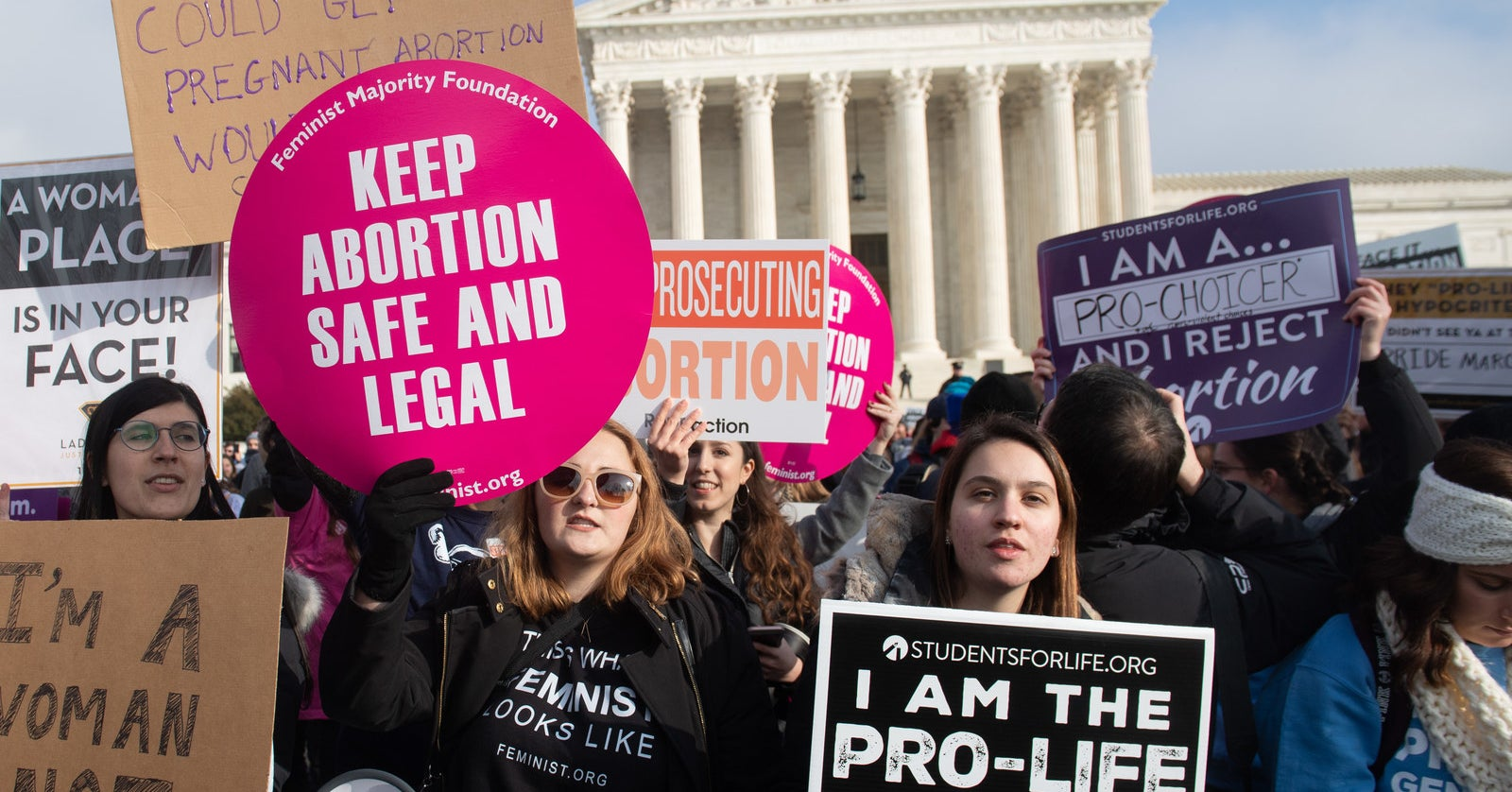 All These Six-Week Abortion Bans Are Likely To Get Blocked By The Courts. That's The Point.