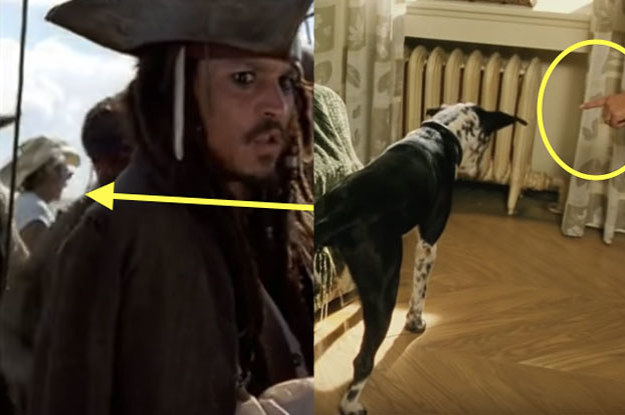 19 Movies That Mistakenly Let Things Behind ...