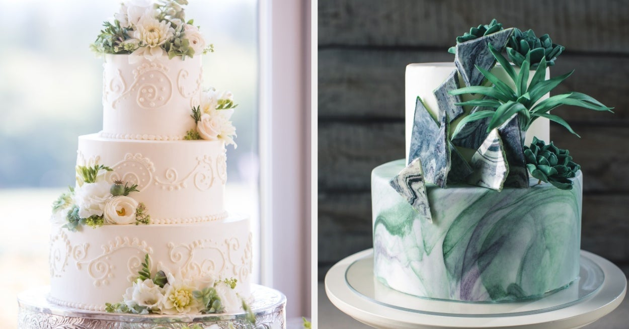 "Say ""I Do"" Or ""I Don't"" To These Wedding Cakes And We'll Predict What Your Future Spouse Will Be Like"