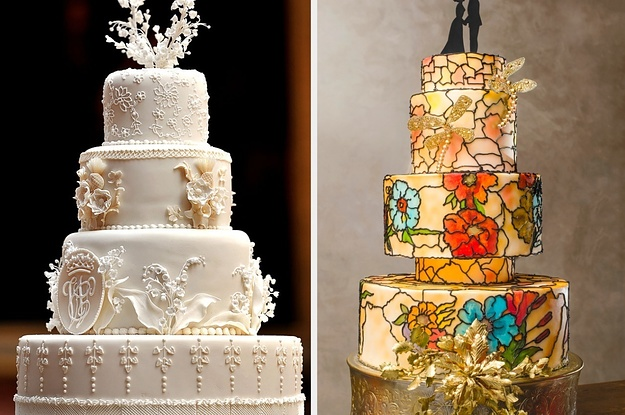 Say I Do Or I Dont To These Wedding Cakes And Well Predict What Your Future Spouse Will Be Like