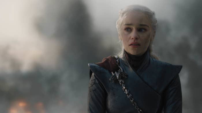 Despite the Lannister soldiers she had come to defeat surrendering, something inside Daenerys cracked. She torched King's Landing, likely killing hundreds of thousands of innocent people in the process. It's the fruition of what some fans have long called the Mad Queen theory – the idea that Daenerys' ultimate fate is in becoming exactly what she feared most. Her father's daughter; a tyrannical Targaryen, mad with power.
