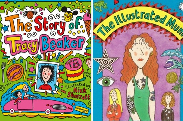Only A True '00s Kid Will Be Able To Name 15 Jacqueline Wilson Books