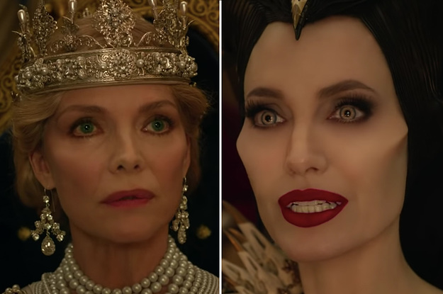 Maleficent Mistress Of Evil Has Its First Trailer And It