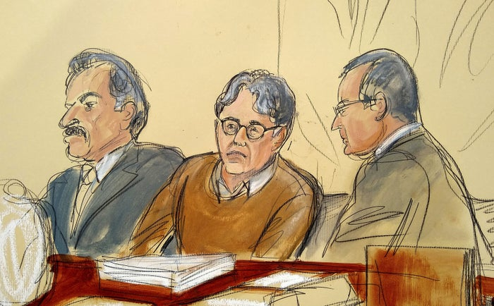 Mark Vicente, Whistleblower In The NXIVM Case, Testified About Keith Raniere's Alleged Sex Slave Cult