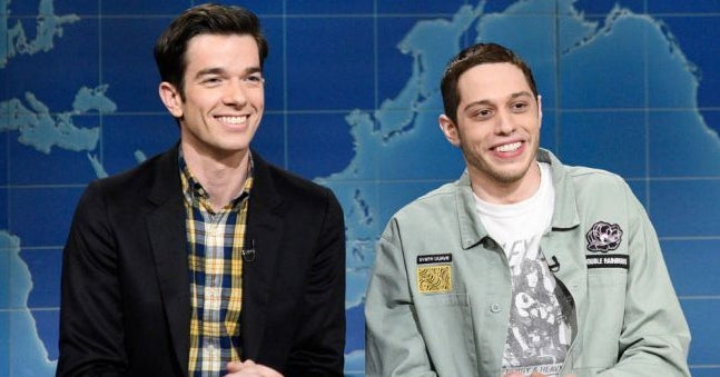 Are You More Like Pete Davidson Or John Mulaney?