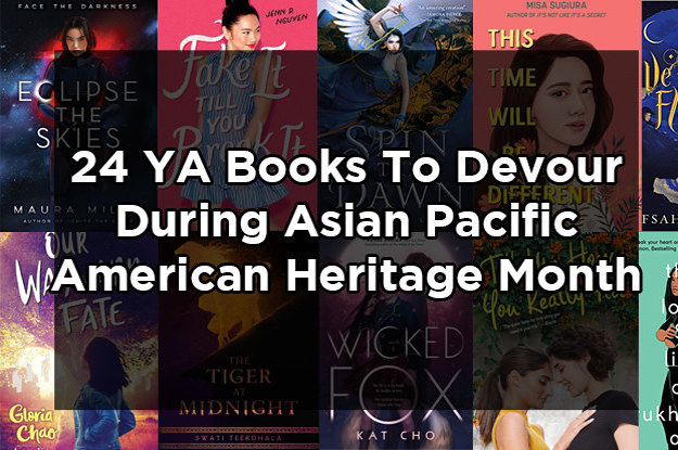 24 YA Books To Devour During Asian ...
