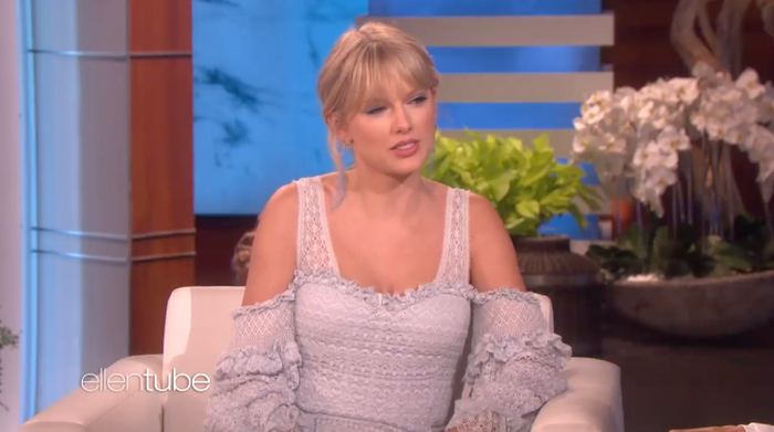 Ellen DeGeneres Asked Taylor Swift If She Washes Her Legs In The Shower And Her Answer Has People Grossed Out