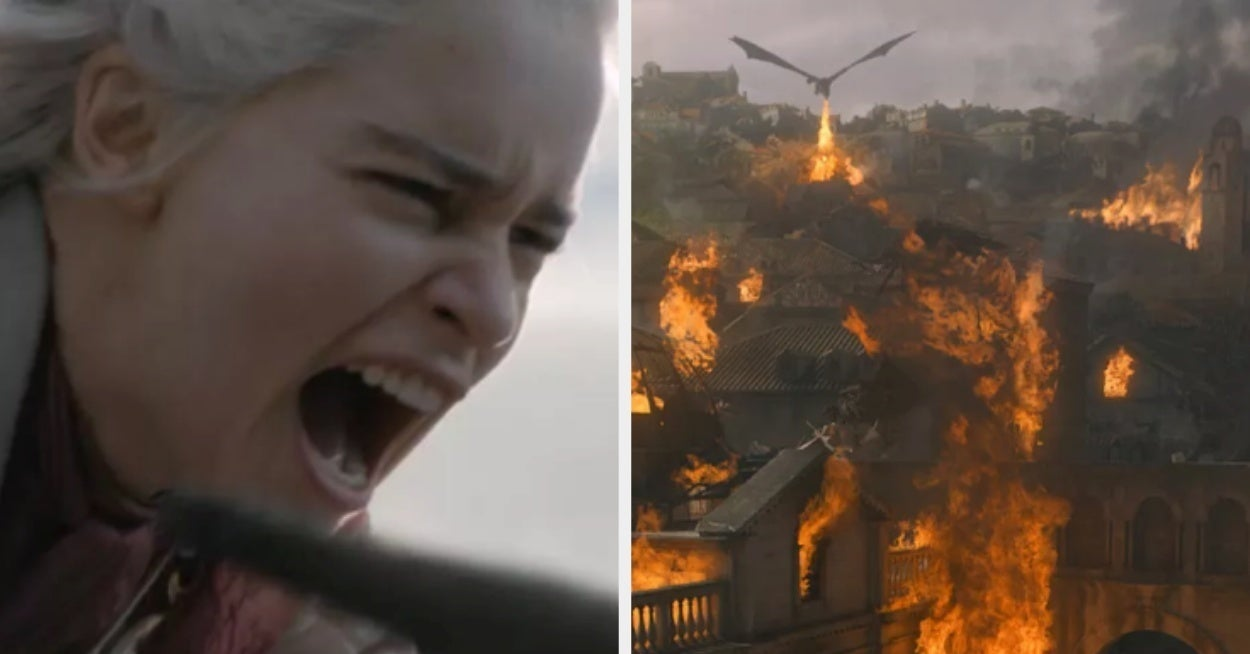 "Furious Fans Are Trying To Get Season 8 Of ""Game Of Thrones"" Rewritten"