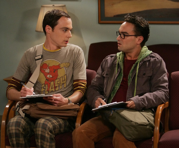 """How Well Do You Remember """"The Big Bang Theory"""" Pilot?"""