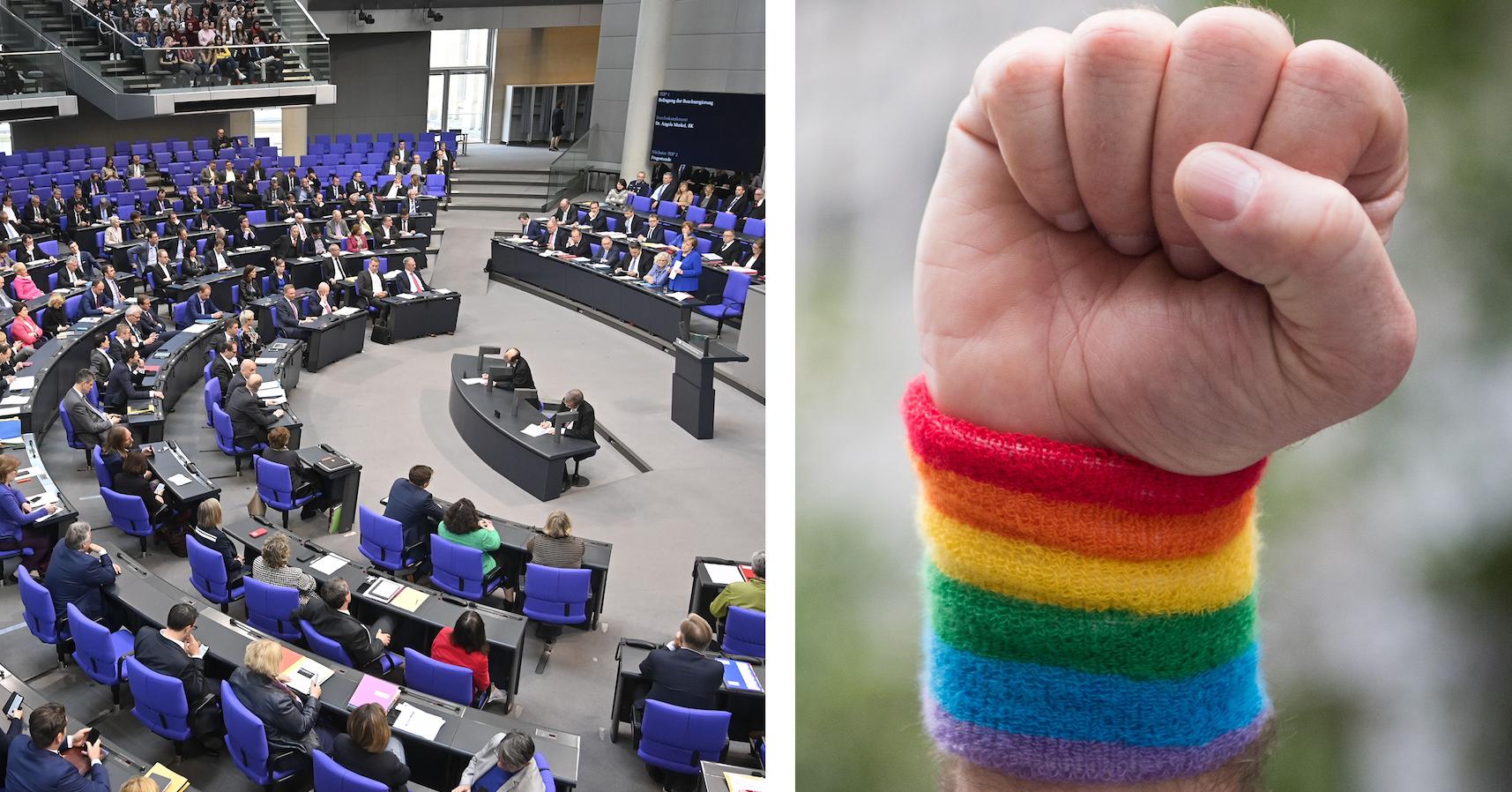 Grüne fordern mehr Sicherheit für LGBT*s mit Nationalem Aktionsplan