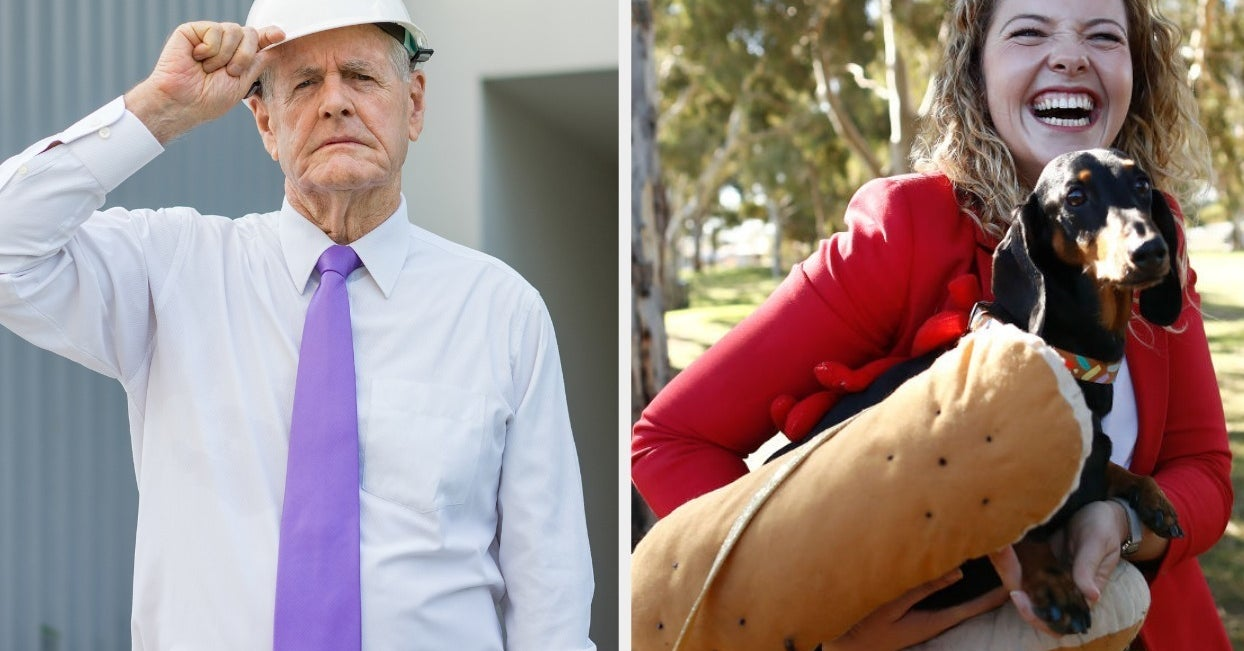 Are These Stock Photos, Or Australian Election Candidates?