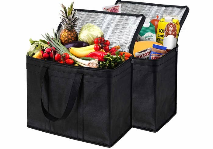872439283301 15 Of The Best Reusable Grocery Bags You Can Get On Amazon
