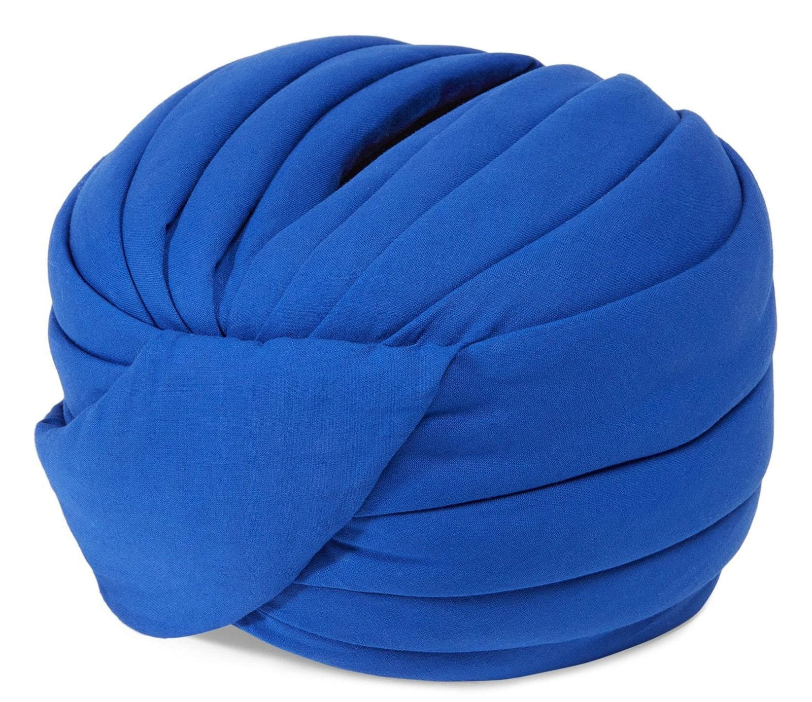 """On the Nordstrom website, the turban is described as a """"gorgeously crafted turban ... ready to turn heads while keeping you in comfort as well as trademark style."""""""
