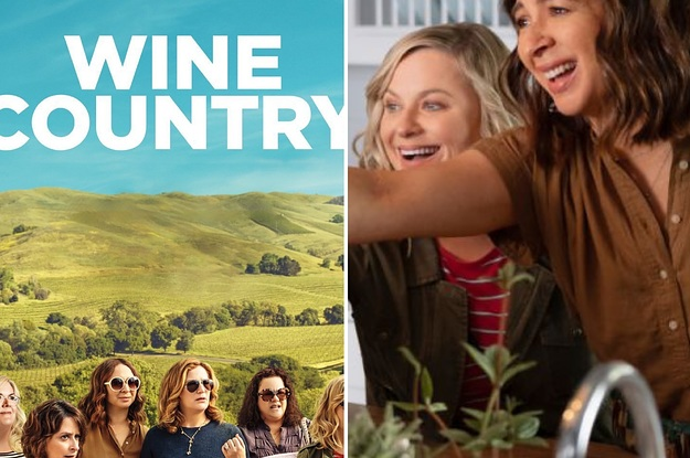 "Which ""Wine Country"" Friend Are You?"