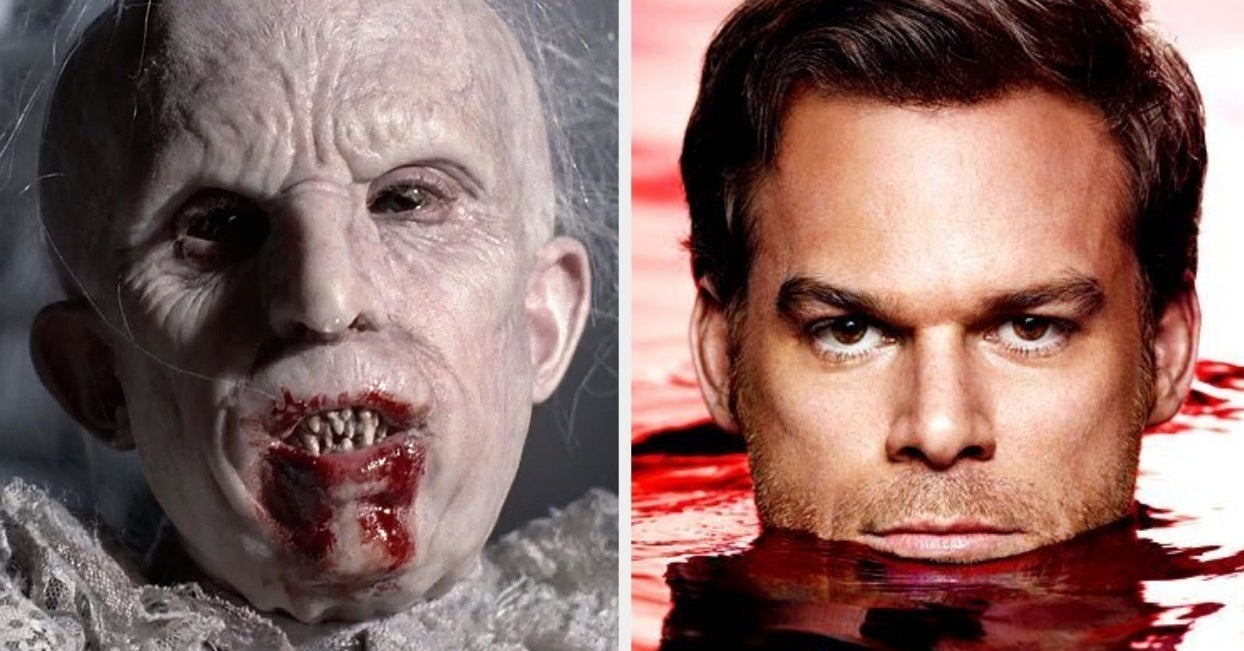 What Are The Best TV Shows For Horror Fans?
