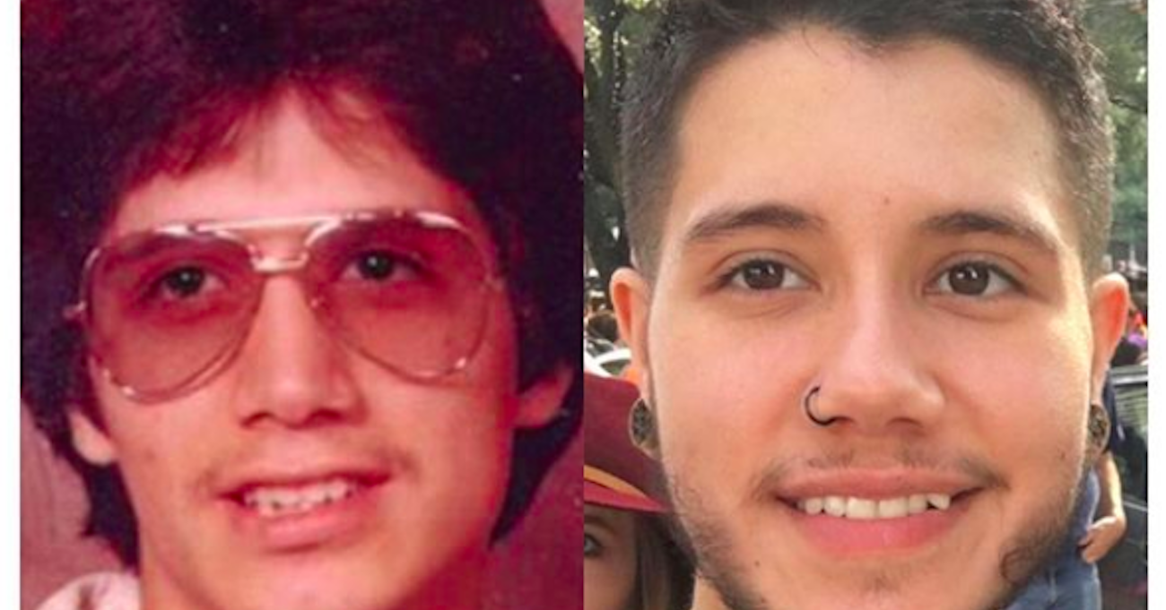 Show Us A Photo That Proves You Look Just Like Your Dad!
