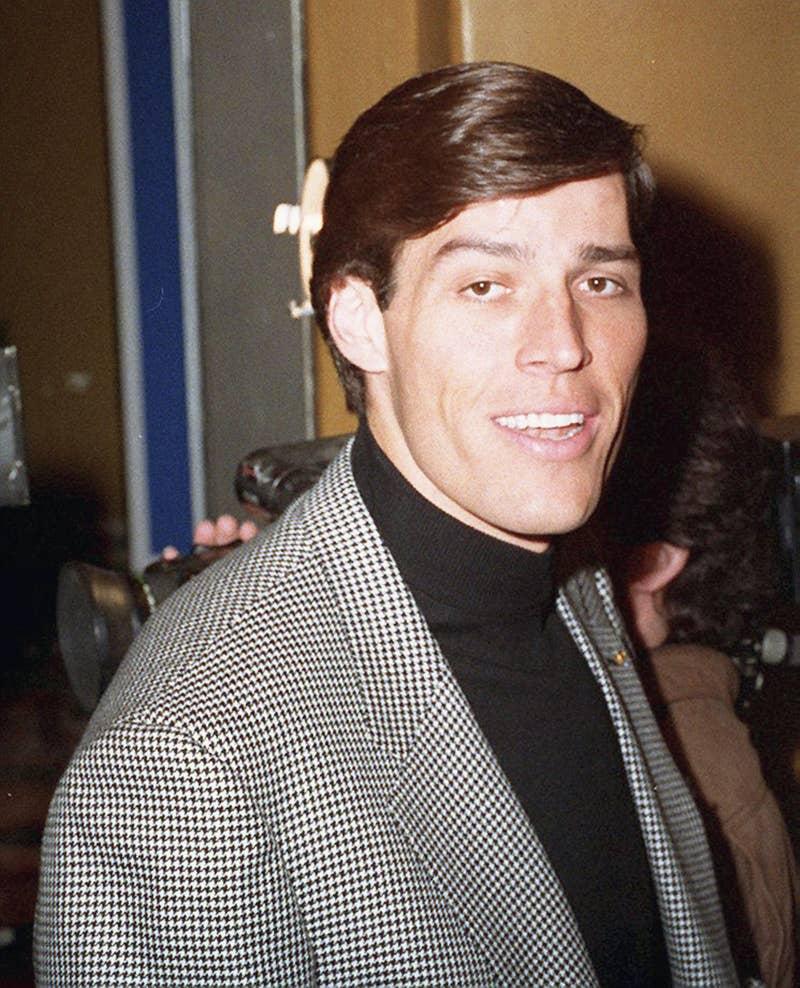 Tony Robbins, circa 1990.