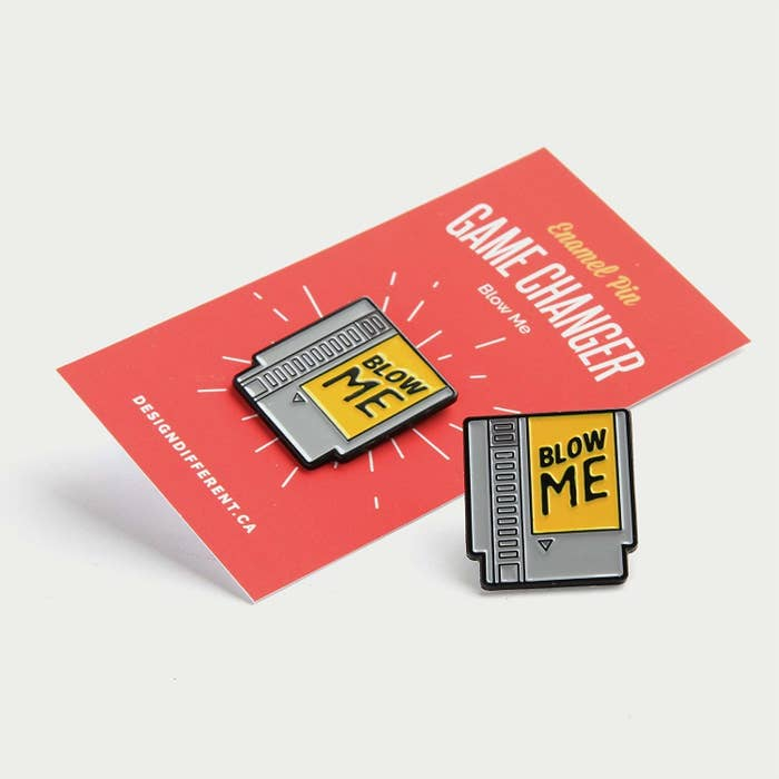 Just 36 Enamel Pins You'll Want To Buy Right Now