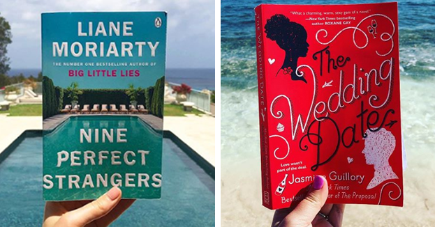 Tell Us The Best Book You've Ever Read While On Vacation