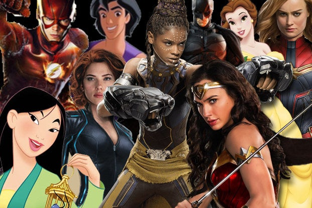 Everyone Is A Trifecta Of One Character From Disney, Marvel, And DC Find Out Yours